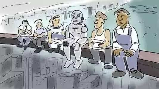 世界首富盖茨建议向机器人征税,这有道理吗?