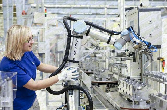 自动化和机器人不可能取代所有工作