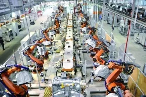 中国很可能是全球个机器人占劳动力主导的国家