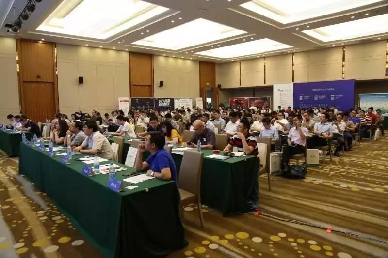 聚焦企业互联生态,盖雅工场助力2017年中国软件生态大会