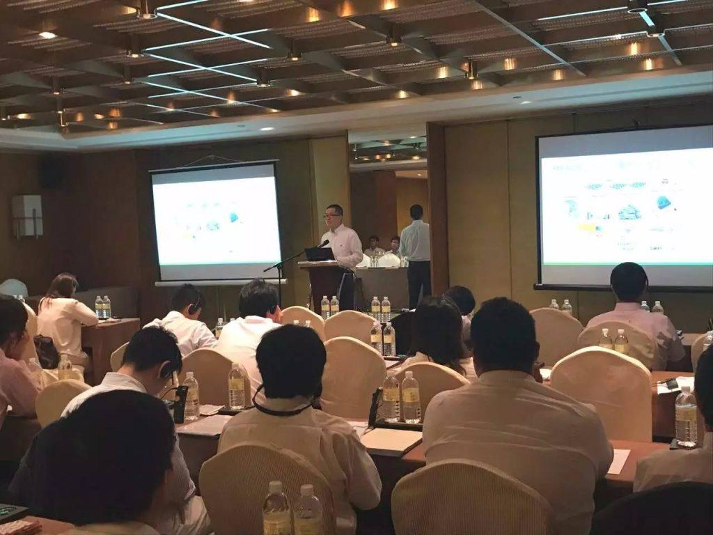 盖雅工场与东芝联合举办在华日企人才战略和劳动力管理研讨会