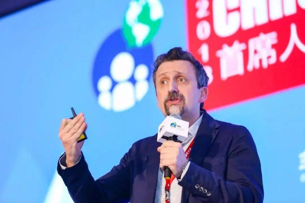 Predrag Tapavicki先生进行主题演讲