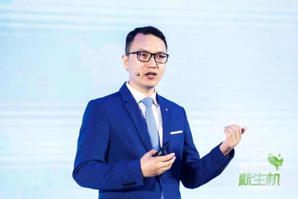 唐秋勇先生发表《人力资源管理的范式迭代,跨越鸿沟,重构价值》主题演讲